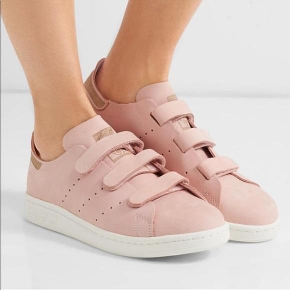 adidas stan smith scratch rose